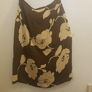Tommy Bahama Skirts - NWT Tommy bahama sand dune serenade skirt